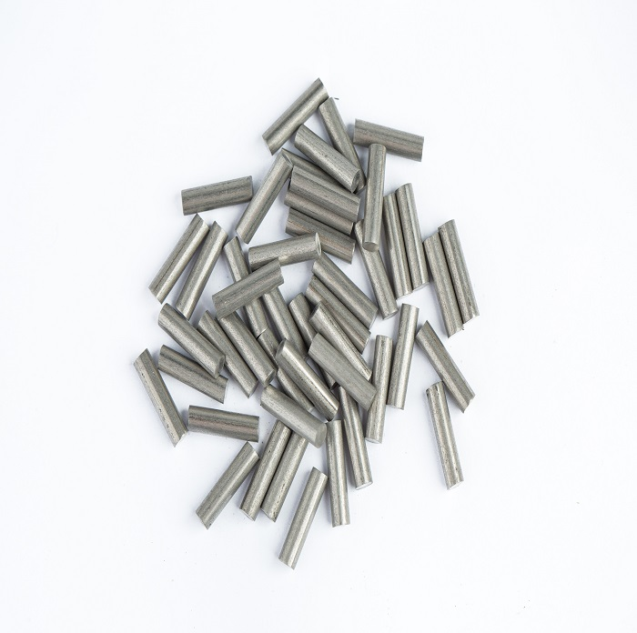 Cut Pieces of Wire
