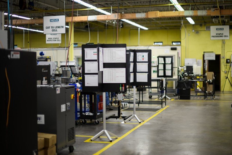 Lean Metrics Stand Lean Manufacturing Solutions