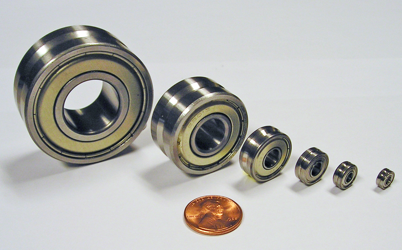 Wire Straightener Bearings and Wire Straightener Accessories